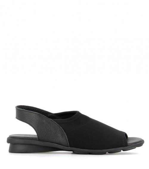 sandals dajac black
