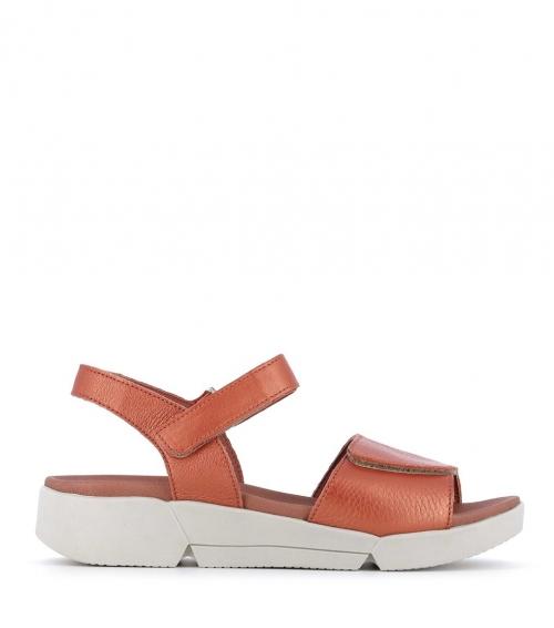 sandales felicie ambre