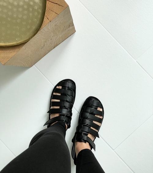 zapatos turbo 39101 negro
