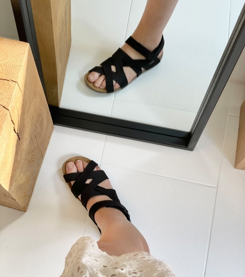 sandalias florida 31821 negro