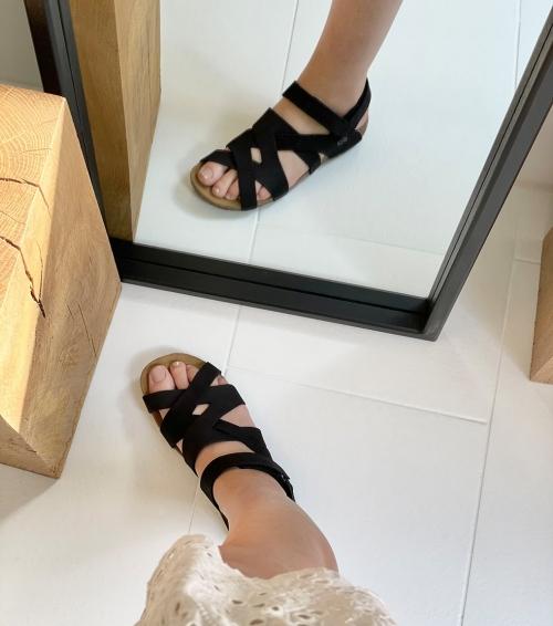 sandals florida 31821 black