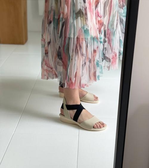 sandals satia faience