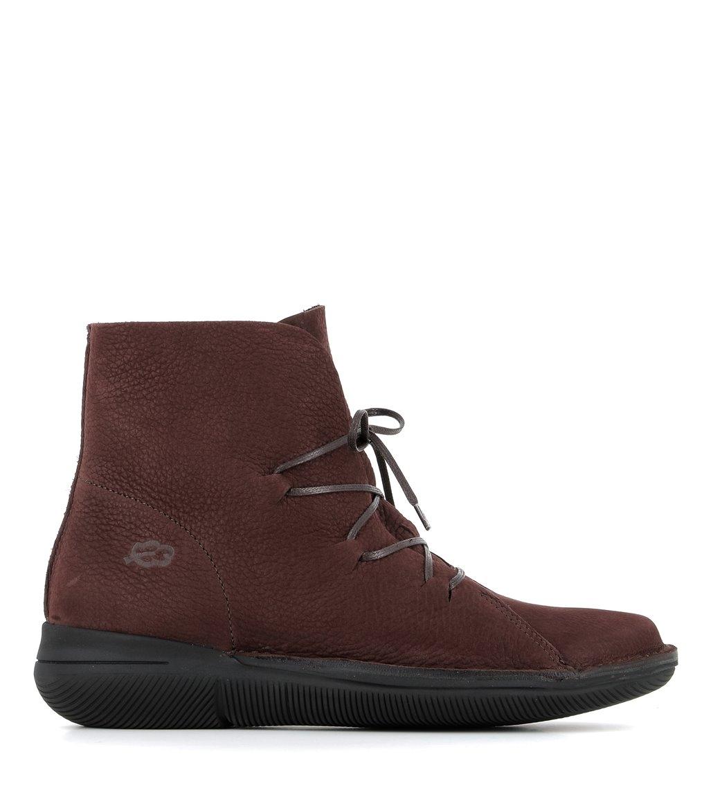 low boots forward 86010 maroon