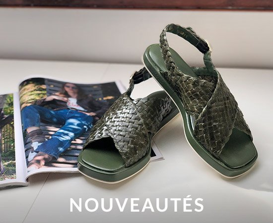 Chaussures confortables femme