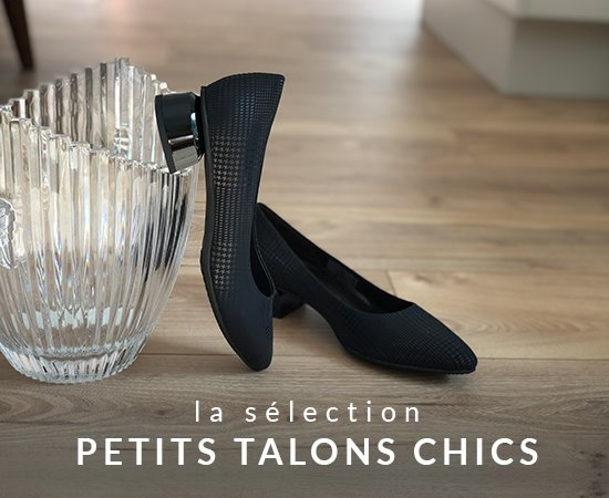 Chaussures confortables chic