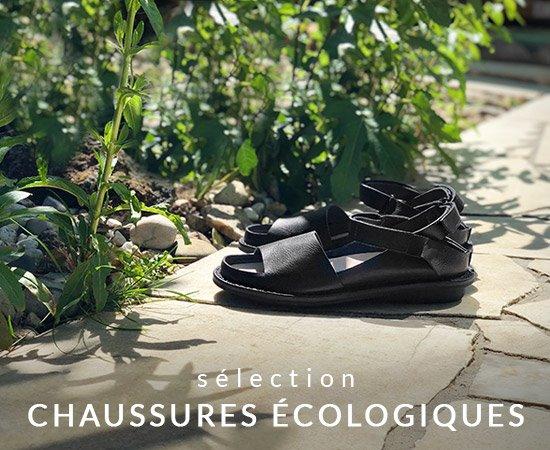 Sélection chaussures écologiques