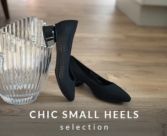 Comfortable chic shoes