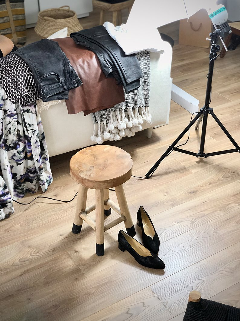 Atelier Pick a Shoe