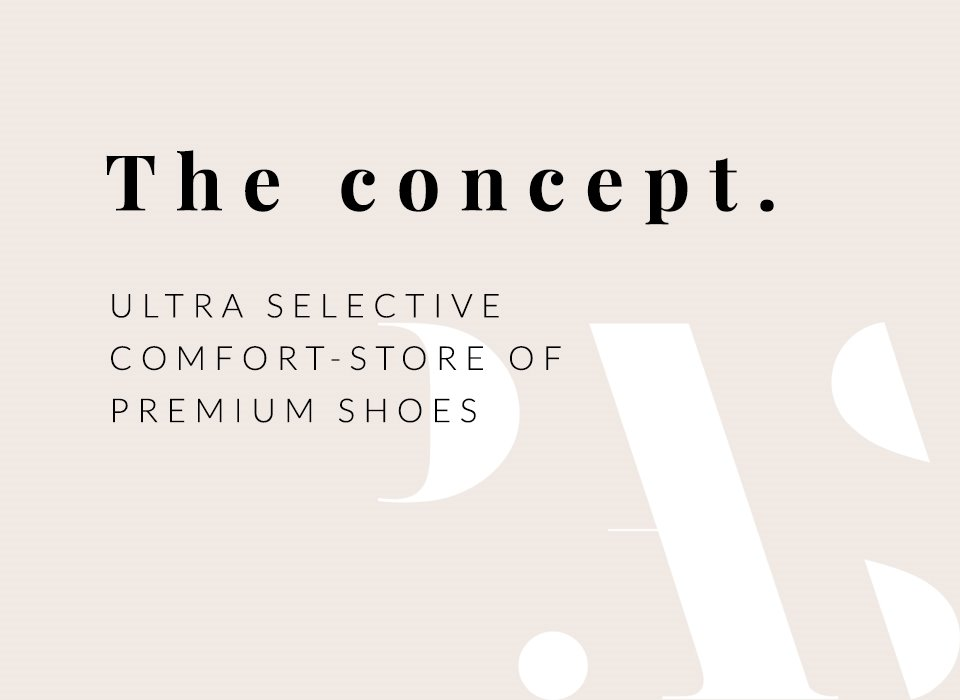 Ultra selective comfort-store of shoes for women