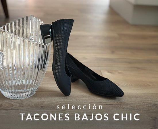 Zapatos comodos elegantes